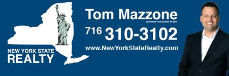 Tom Mazzone - 716-310-3102 New York State Realty